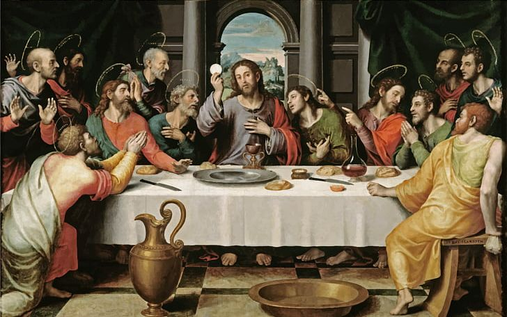 Eucharist Last Supper Christianity Mass Catholic Church PNG.