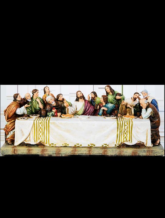 Last Supper Figure.