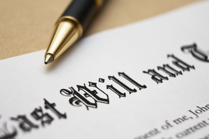 Last Will And Testament Free Clipart.