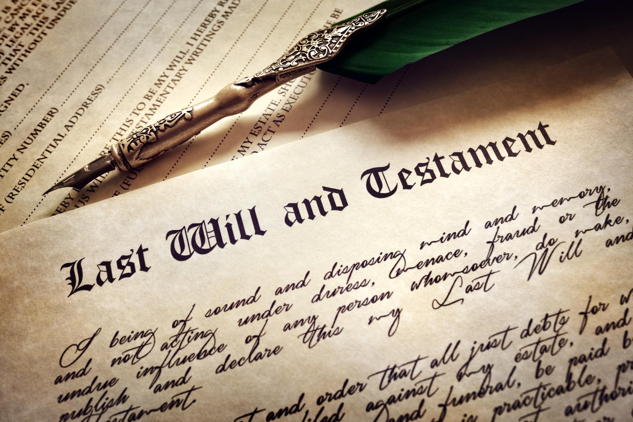 Will Attorney.
