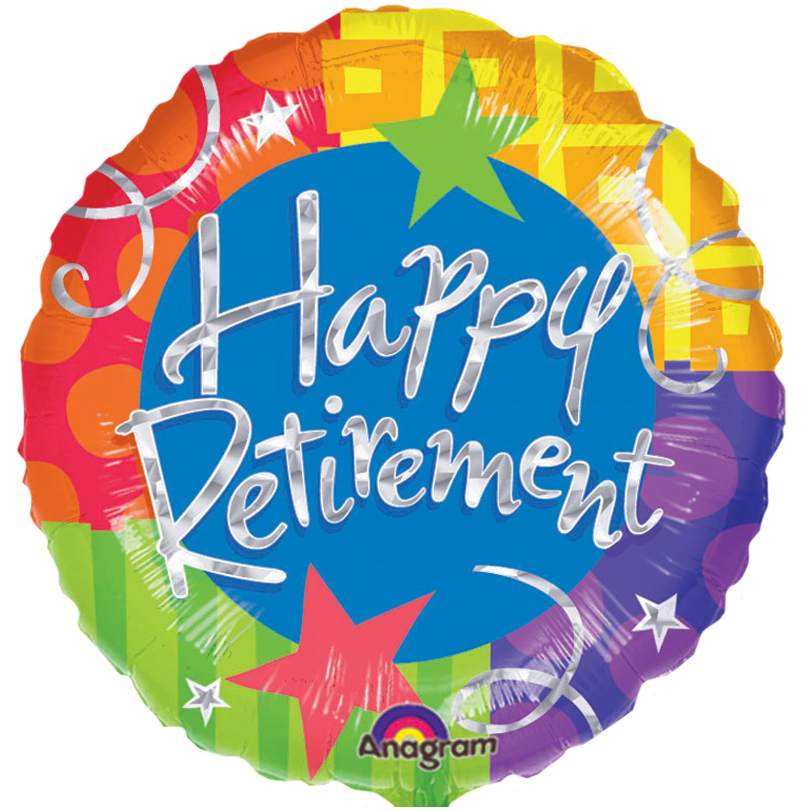 Retirement Wishes Clipart.
