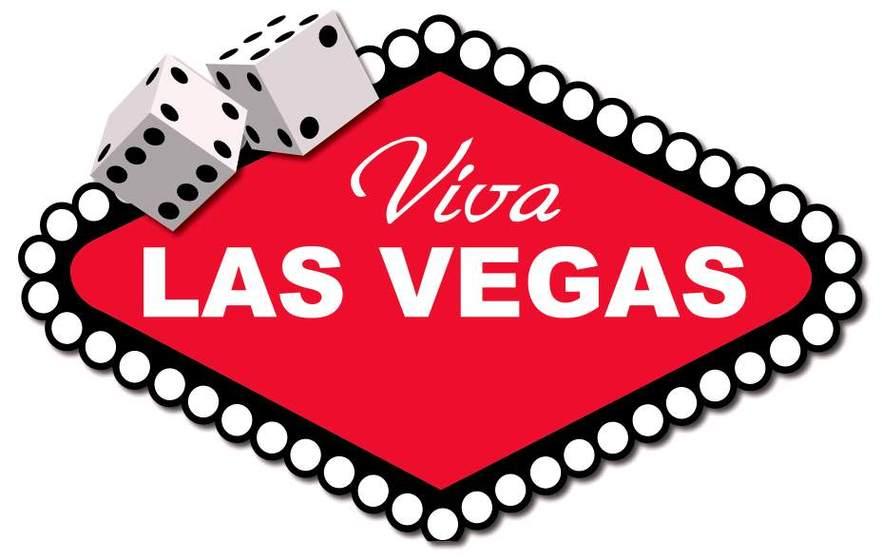Las Vegas Clip Art 2, Las Vegas Sign Free Clipart.