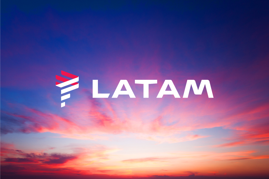 brandchannel: LAN and TAM Rebrand as LATAM in a Nod to Latin.