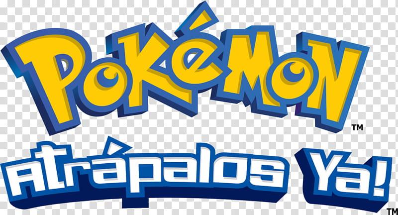Pokemon Gotta Catch &#;em all ! LATAM Logo transparent.
