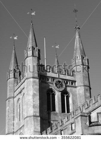 Catholic Church Window Stock Images, Royalty.