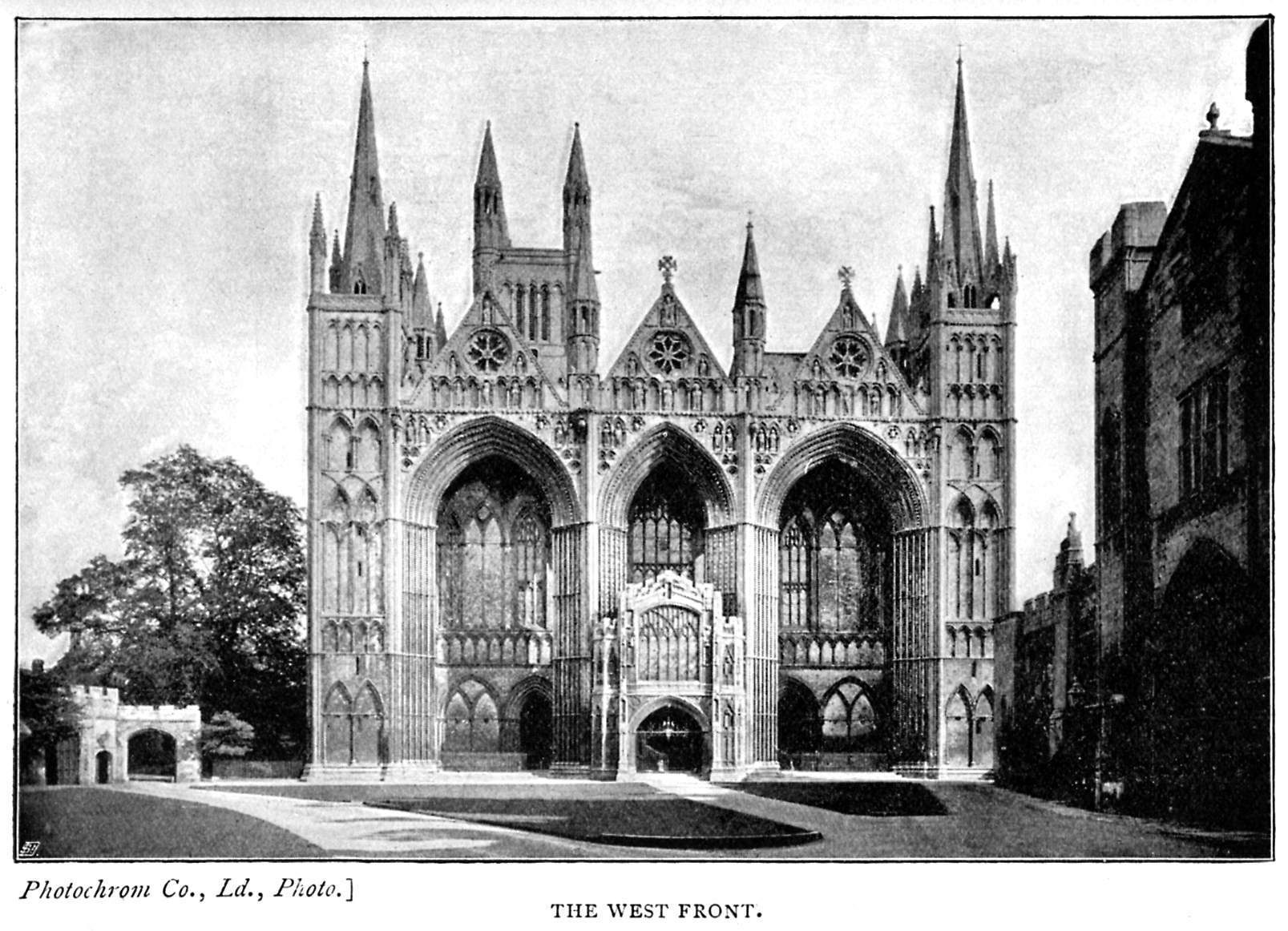 The Project Gutenberg eBook of Bell's Cathedrals.