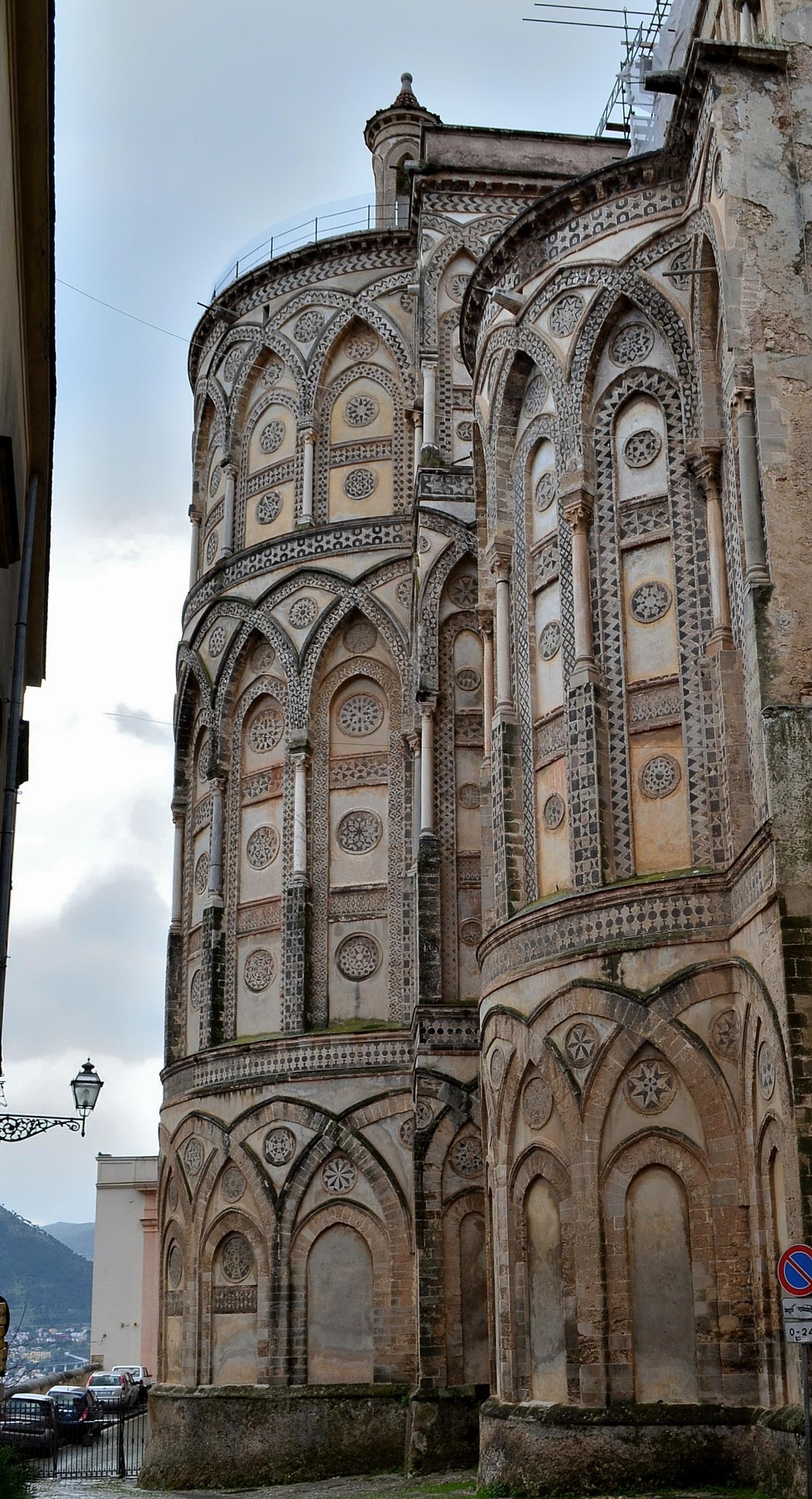 LATE BYZANTINE ARCHITECTURE.
