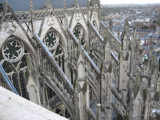 Gothic Architecture Cathedrals.