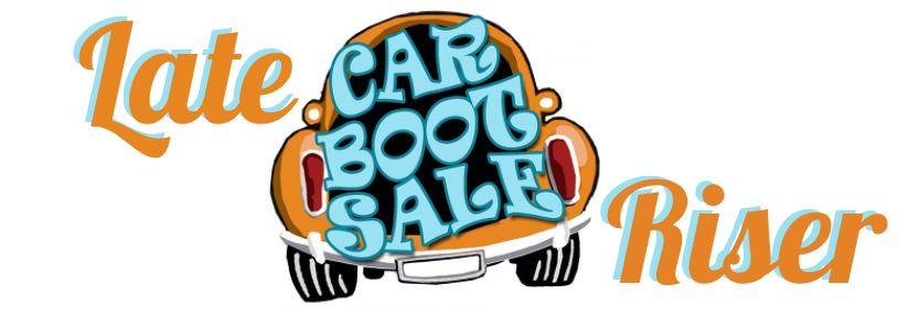 Car boot sales.