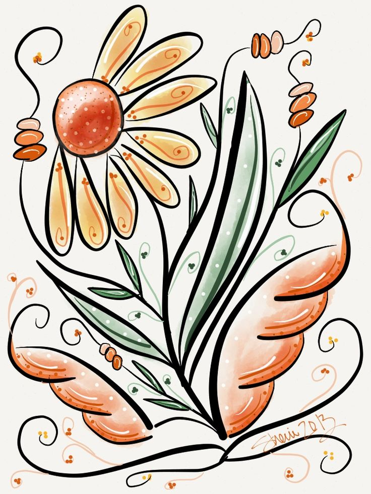 Late summer clipart.