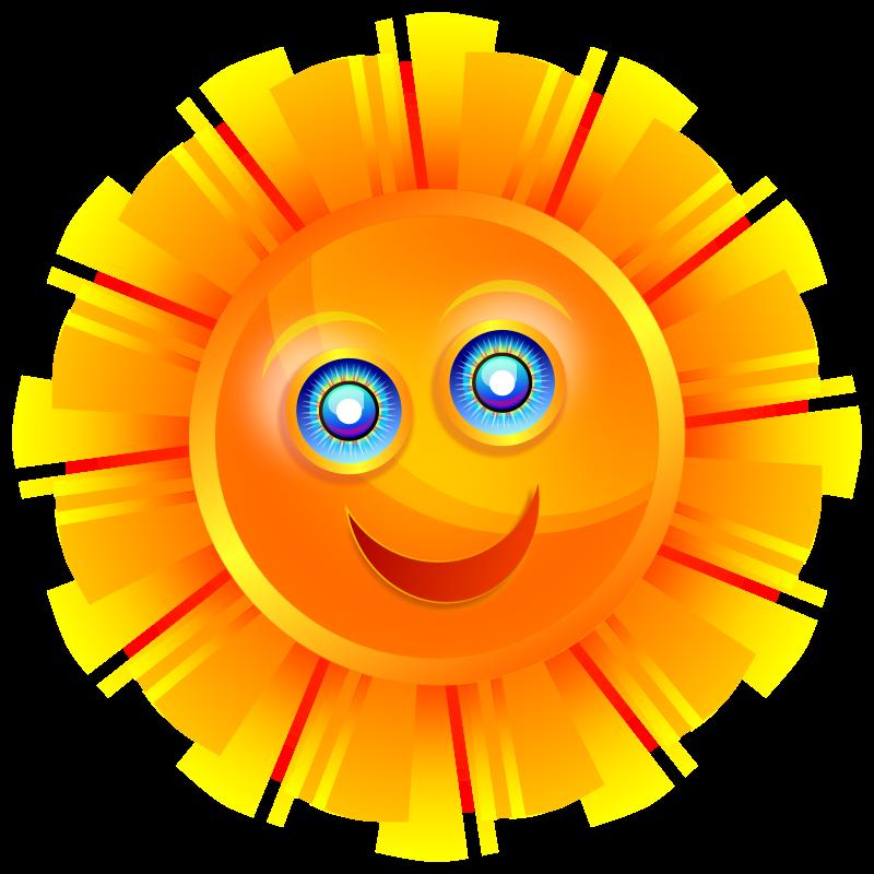 Images Of Cartoon Sun.