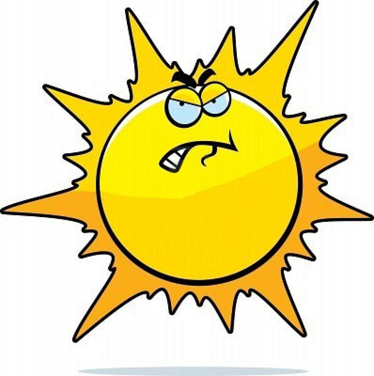 The Sun Cartoon.