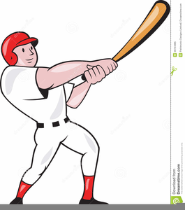 Baseball Players From Clipart.