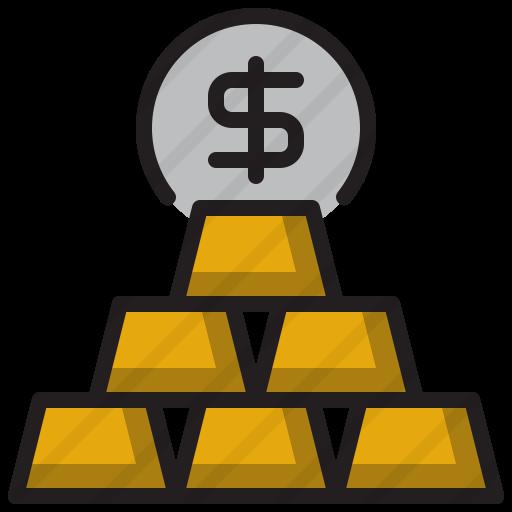 Gold price.