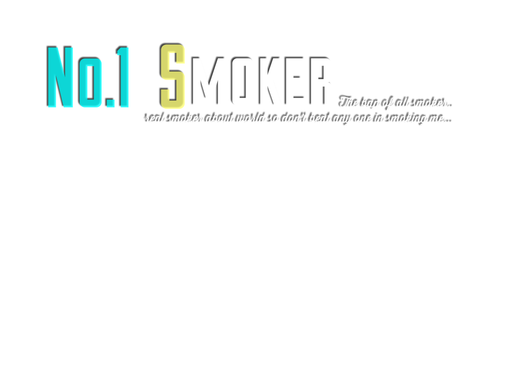 SMOKER SPECIAL TEXT PNG NEW LATEST PNG { EDITING PNG.