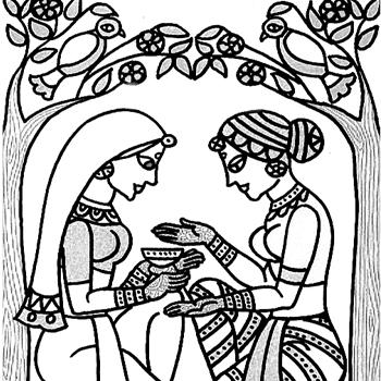 Latest Wedding Clip Art Symbols for Invitation Cards.