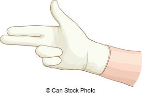 Latex gloves Stock Illustrations. 366 Latex gloves clip art images.