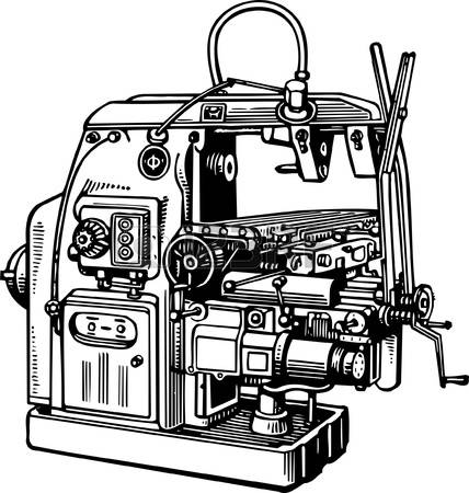 450 Lathe Stock Illustrations, Cliparts And Royalty Free Lathe Vectors.