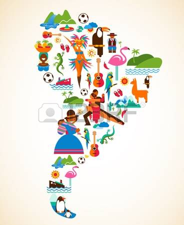 3,151 Latin America People Stock Vector Illustration And Royalty.