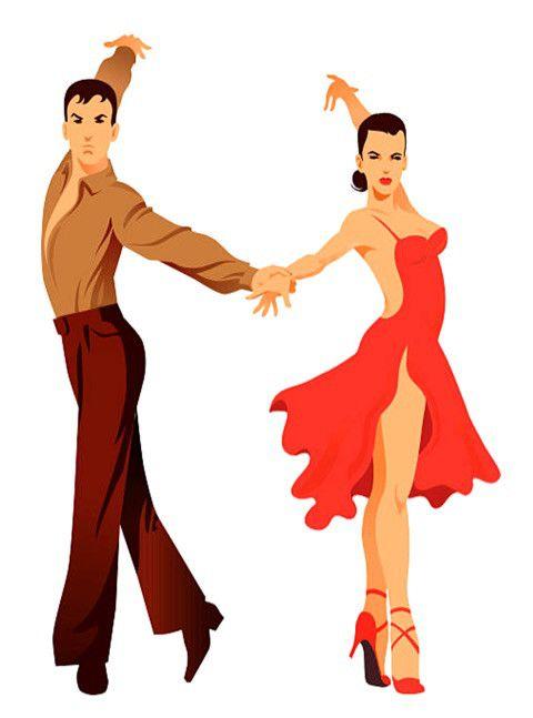 Cha Cha Cha Dancers.