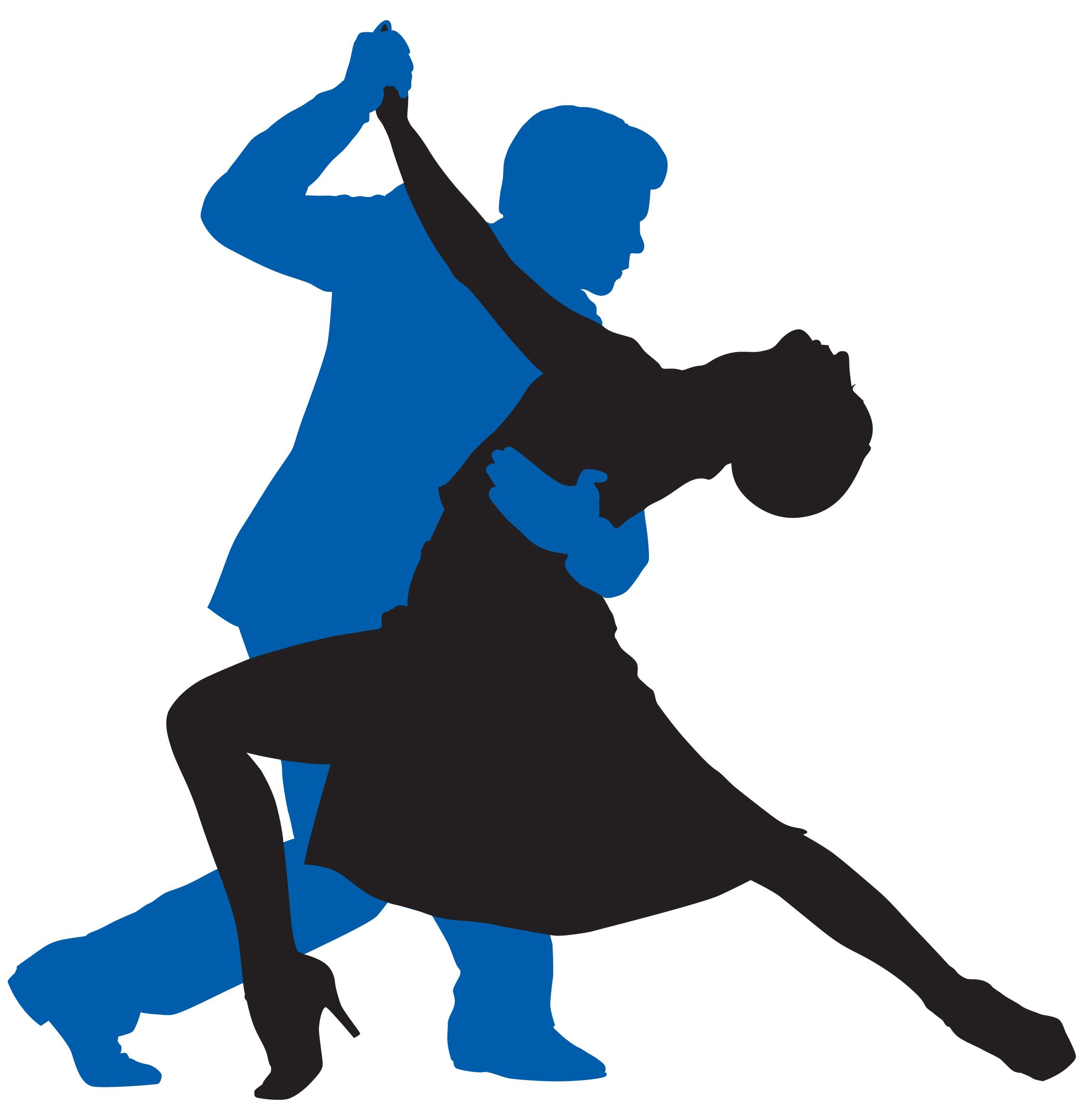 Salsa Dancing Clipart.