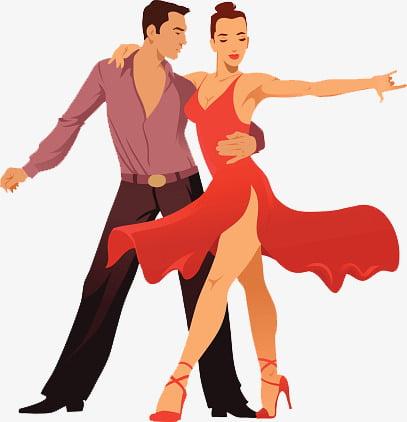 Latin dancing hand.