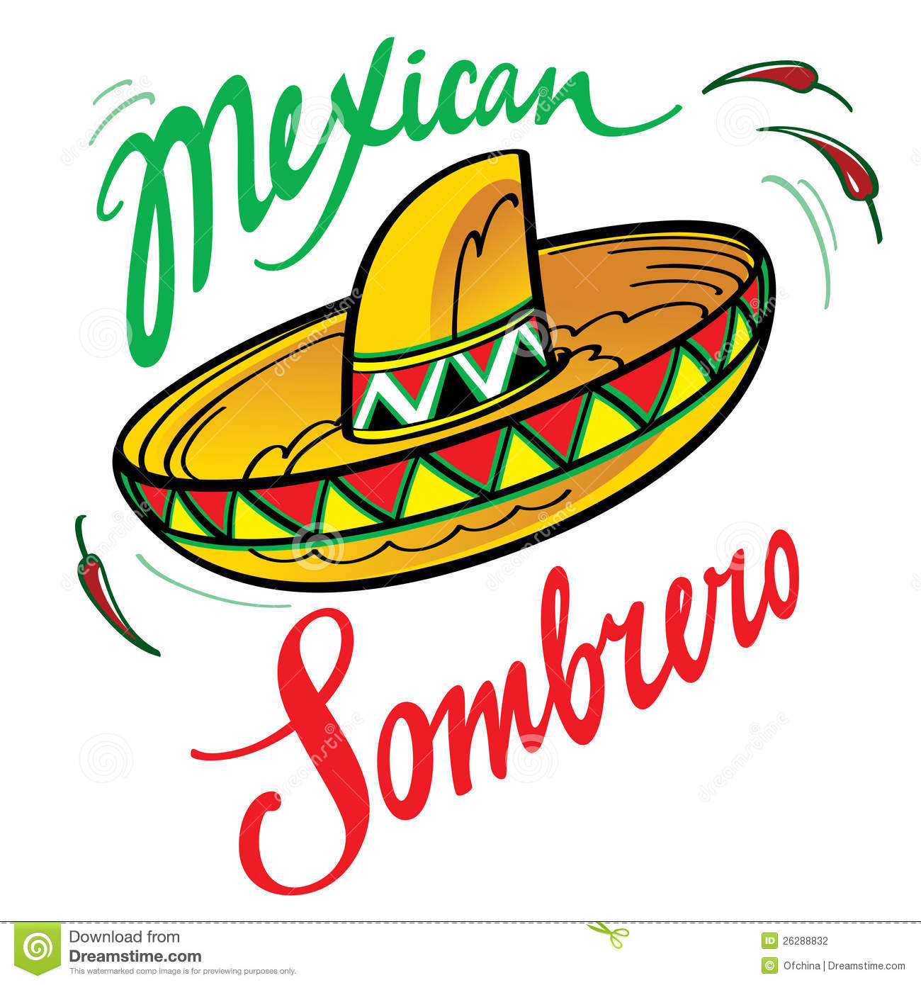 Latino Stock Illustrations.