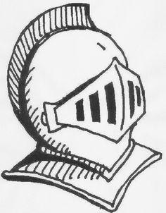 Medieval Armor Shield.