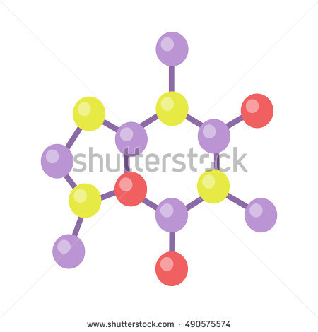 Molecular Lattice Stock Photos, Royalty.