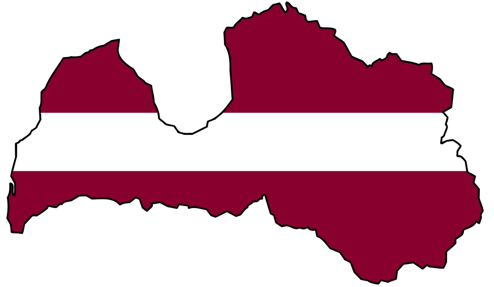 Latvia clipart.