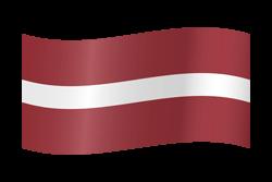 Latvia flag clipart.