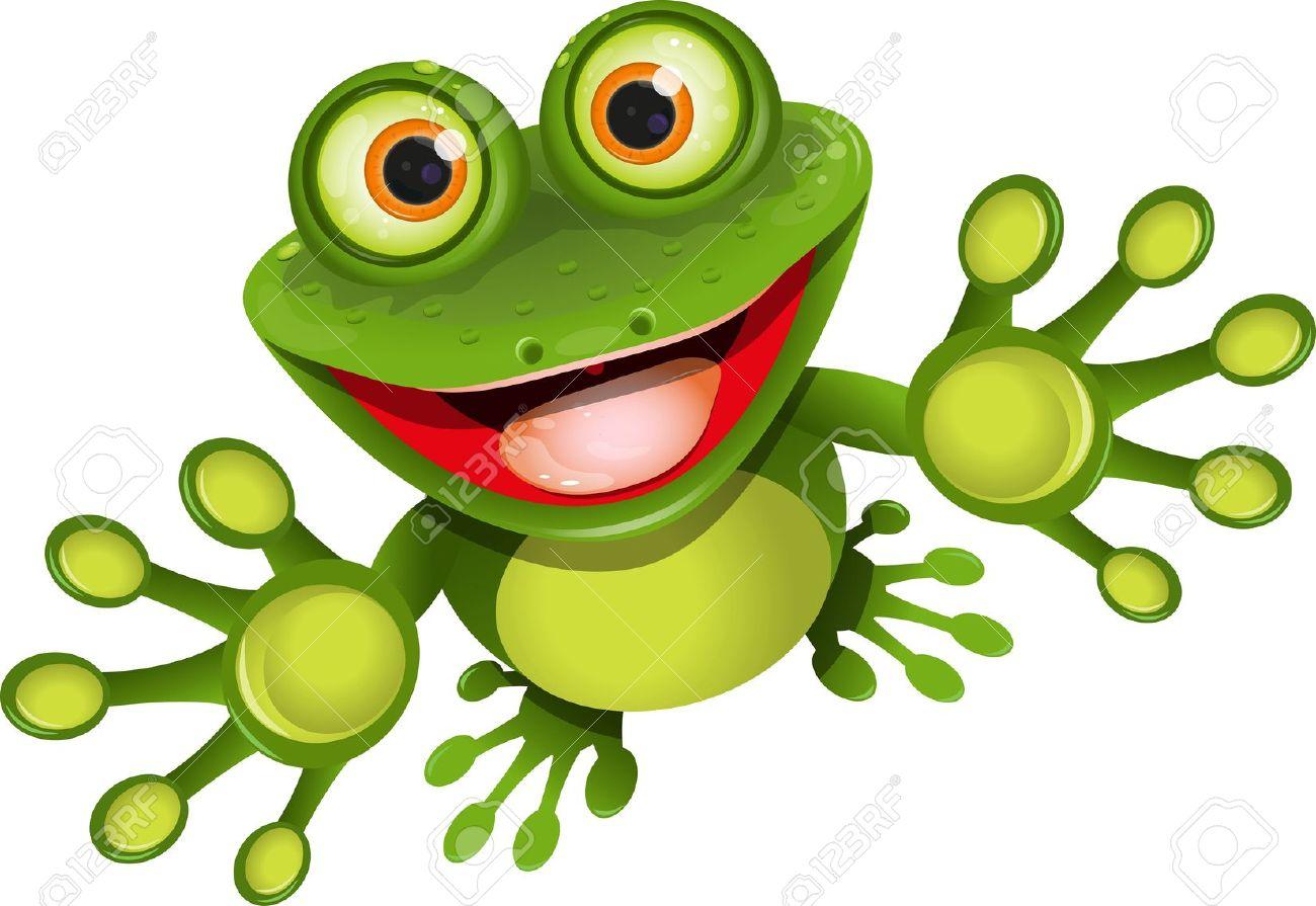 Frosch Lizenzfreie Vektorgrafiken Kaufen: 123RF.