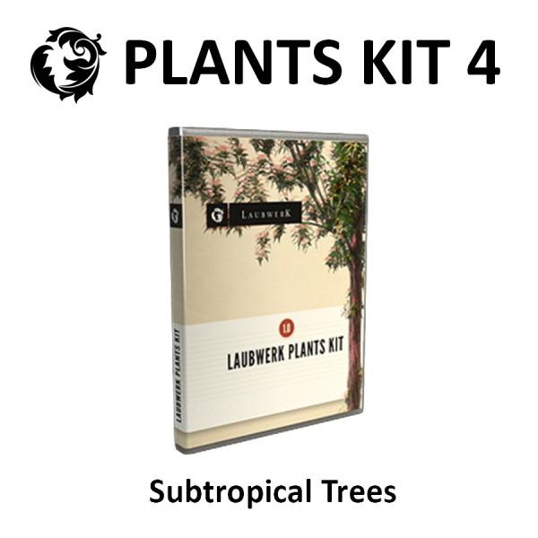 LAUBWERK PLANTS KIT 4.