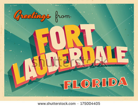 Fort Lauderdale Stock Vectors, Images & Vector Art.