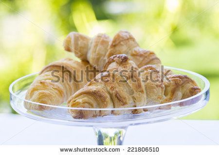 "french Croissant"" Stock Photos, Royalty."