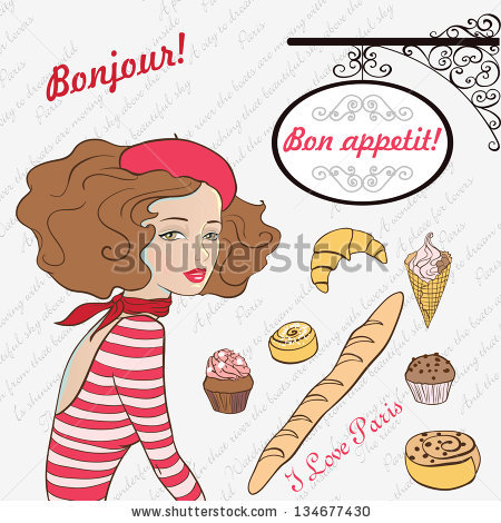 """french Croissant"""" Stock Photos, Royalty."""
