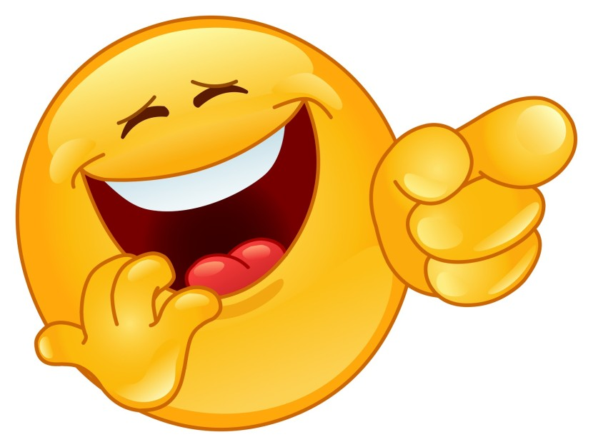 9386 Laughing Clipart Laughing Clipart ~ ClipartFan.
