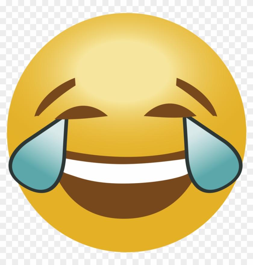 Laughing Crying Emoji Png.