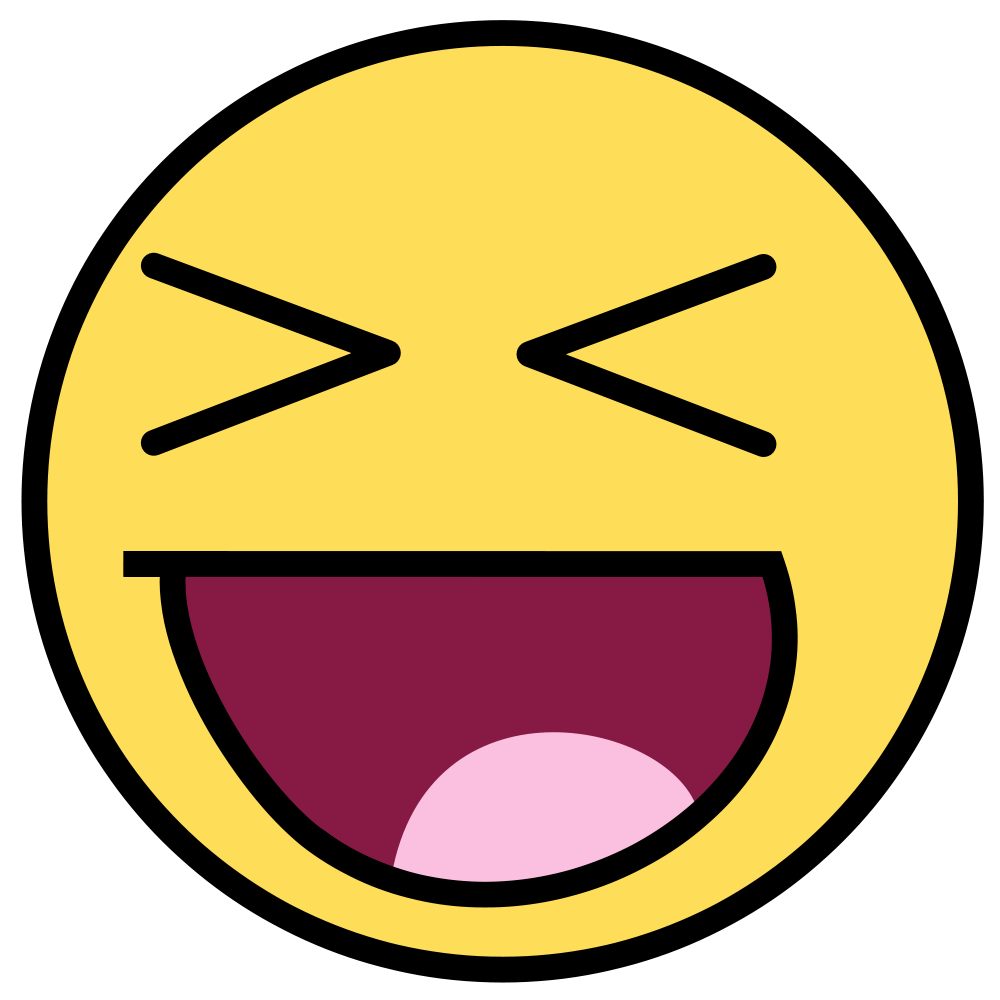 Best Laughing Face Clip Art #18164.