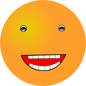 Laughing Face SVG Downloads.