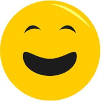 Smile Face Clipart.