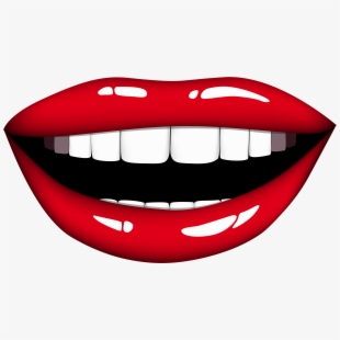 Smile Lips Clipart Free Clipart Images.