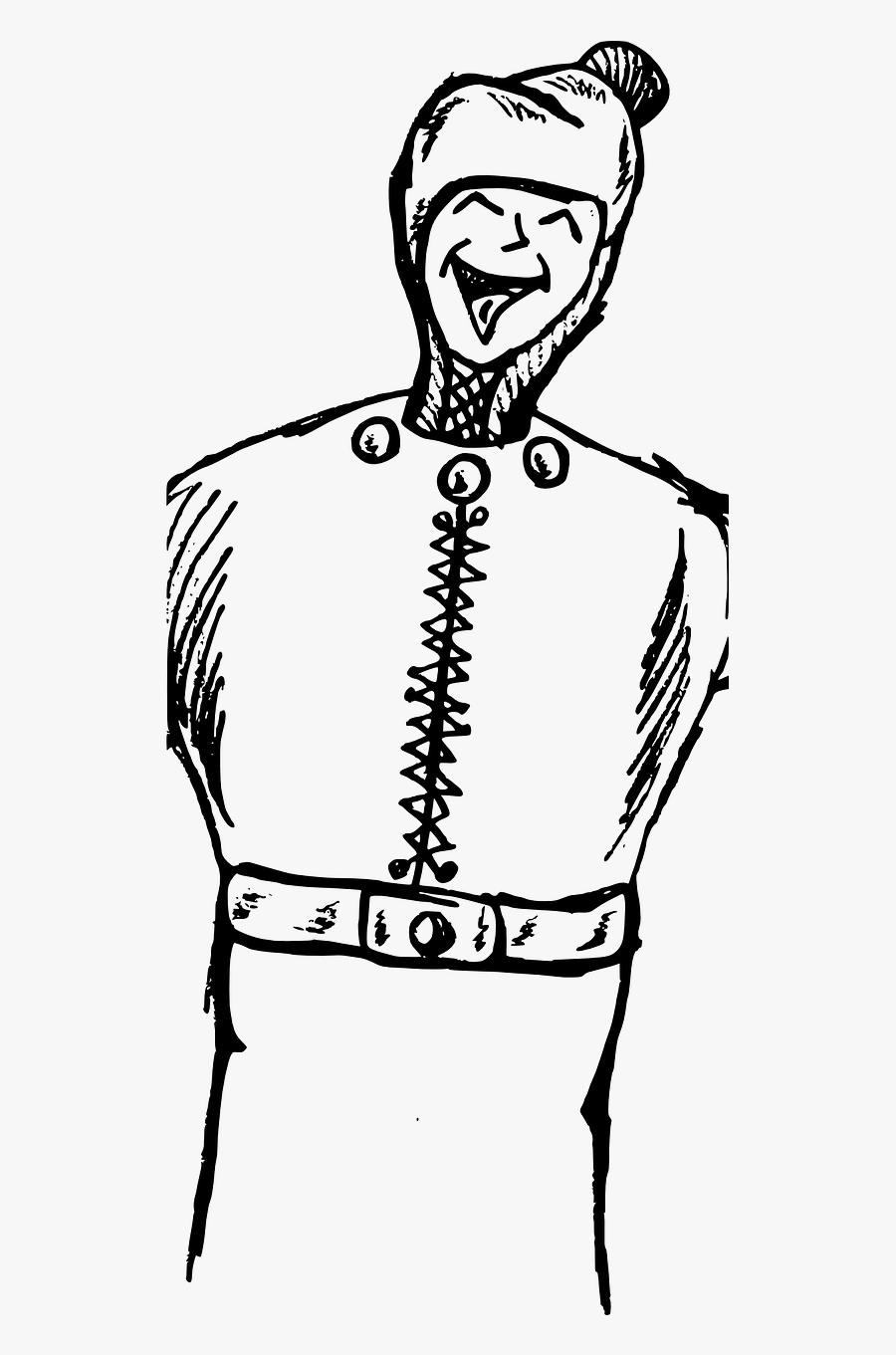 Laughing Man.