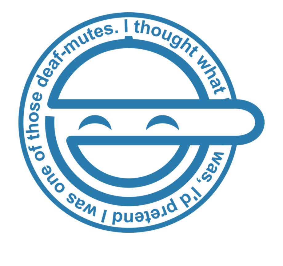 Laughing Man Png.