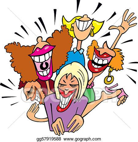 Clipart laughing people 3 » Clipart Portal.