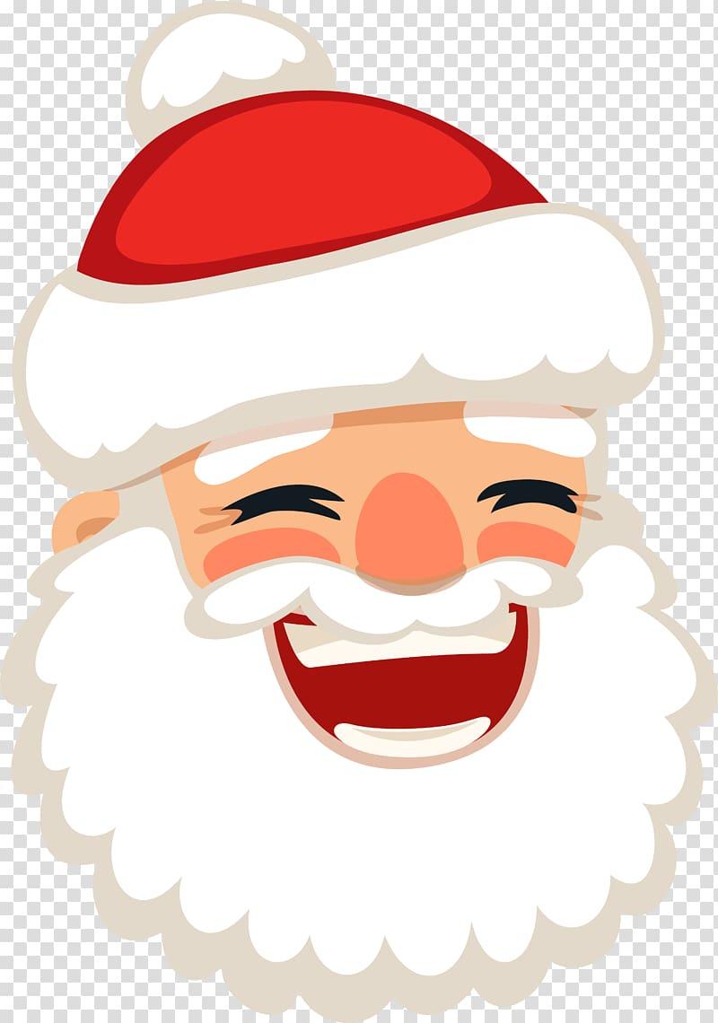 Santa Claus Laughter Christmas , Laughing, Santa Claus.