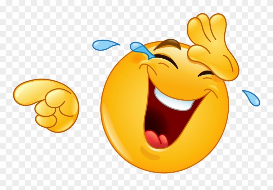 Smiley Lol Emoticon Laughter Clip Art.