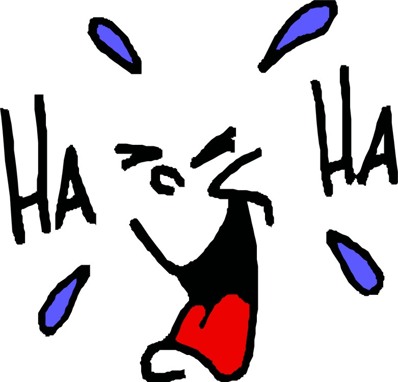 Laughing Clipart.