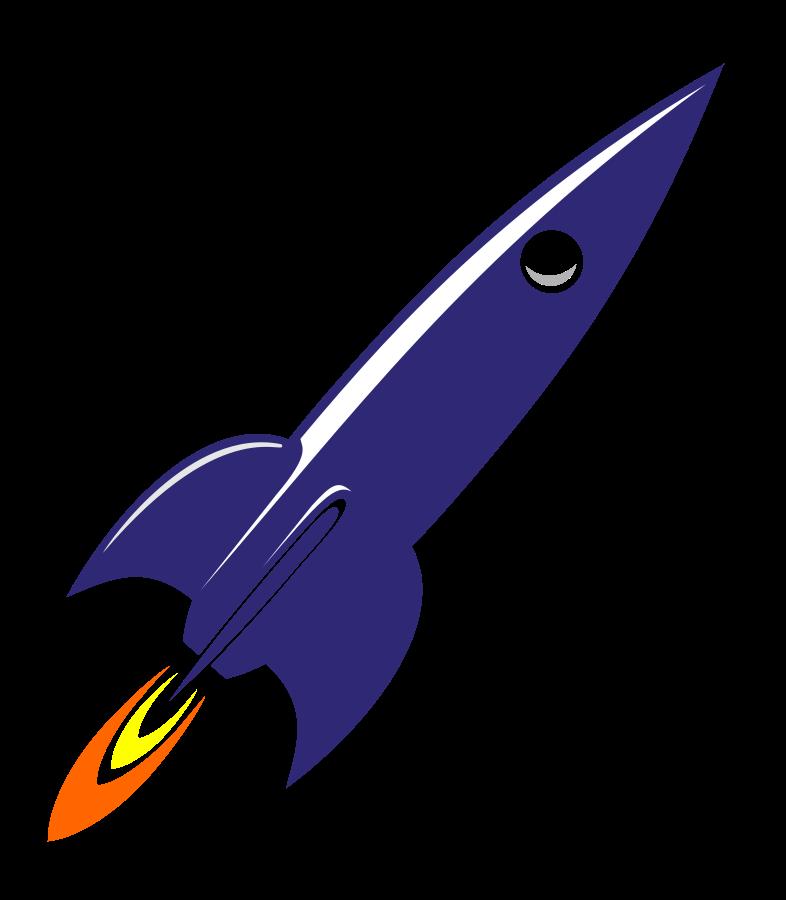 Launch Clipart.