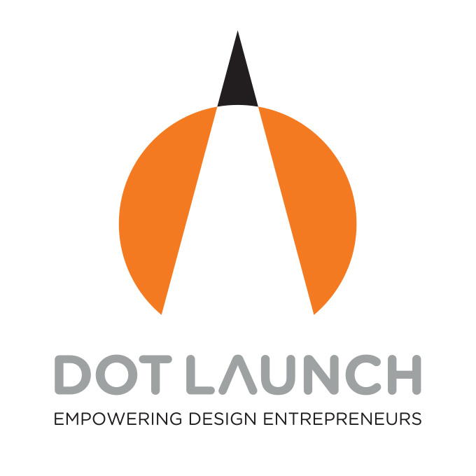 ArtCenter DOT Launch Logo.
